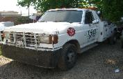 Used cars for sale, Lien sale cars, T-Rex Towing, Sacramento tow yard, 1990 Ford F-350 super Duty Tow Tuck
