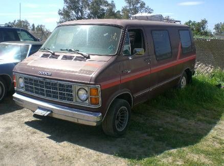 Dodge Conversion Van >> www.t-rextowing.com